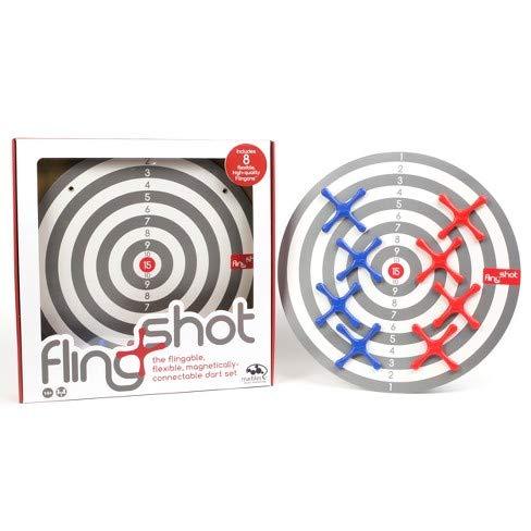 Fling Shot Magnetic Target Game