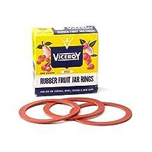 Rubber Fruit Jar Rings