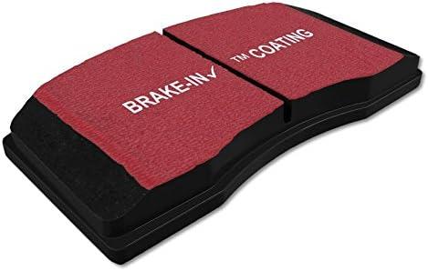 EBC Brakes DP1443 Blackstuff Bremsbel/äge