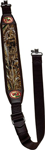 Primos Final Approach Feather Weight Gun Sling with Swivels, Realtree Max-5 Camo