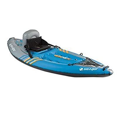 Sevylor QuickPak Coverless Sit-On-Top Kayak