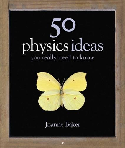 Download 50 Physics Ideas You Really Need to Know pdf