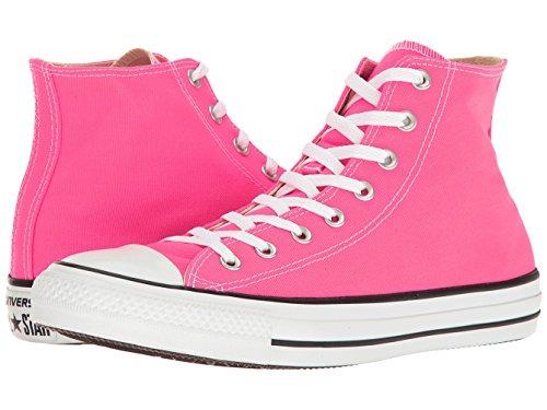 Converse Chuck Taylor All Star Seasonal High Top Fashion Shoe Pink Pow Men's Size 3.5/Women's Size 5.5