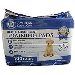 AKC Training Pads, 100-Pack