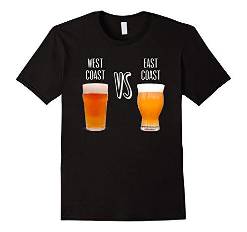 West Coast VS East Coast Craft Beer IPA (East Coast Ale)