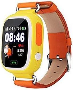 Q90 GPS reloj inteligente para niños bebé reloj Tarjeta SIM reloj ...