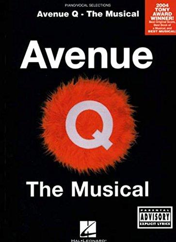Avenue Q - The Musical (Piano/Vocal arrangement)