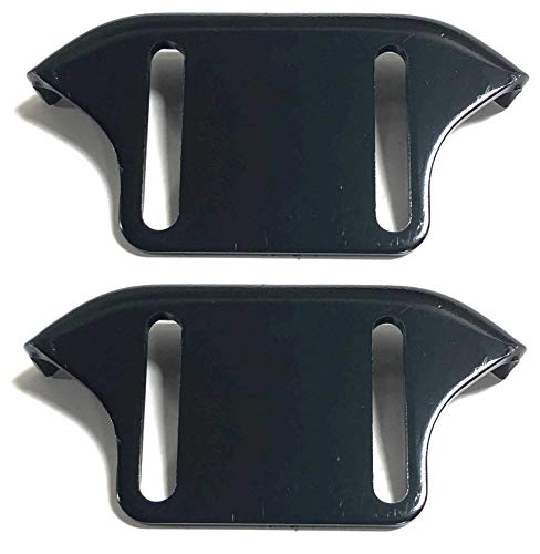 Set Of 2 Skid Plate Replaces Honda 76153-736-010 HS55 HS70 HS80 HS50