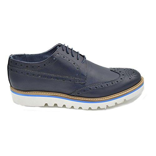 drudd Hombre zapatos - Derby turquesa