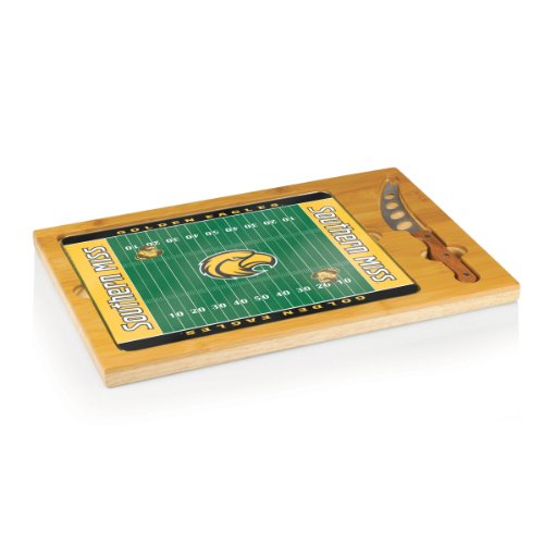 (NCAA Southern Mississippi Golden Eagles Icon Cheese Set (3-Piece))