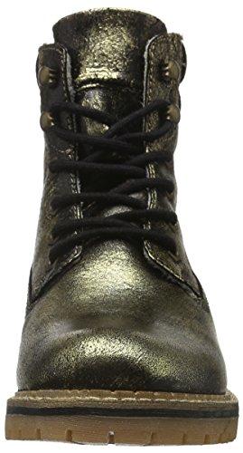 Tamaris Damen 25242 Stiefel, Mais Nubuc, 38 Eu Oro (antic Gold 983)
