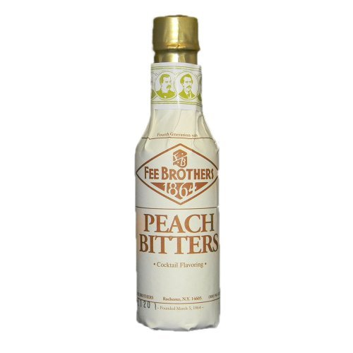 Cocktail Peach (Fee Bros. Peach Bitters by Fee Brothers)