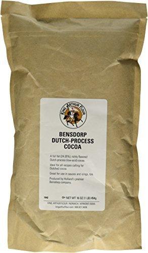 King Arthur Flour Bensdorp Dutch-Process Cocoa (16 Oz) ()