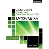 MindTap Networking for Tomsho's MCSA Guide to Identity with Windows Server 2016, Exam 70-742, 1st Edition [Online Code]