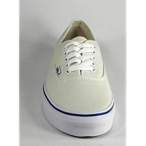 Vans Authentic Women US 7 White Sneakers