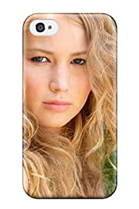 Alex Design High Quality Jennifer Lawrence Cover Case With Excellent Style For Iphone 4/4s