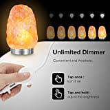 Levoit Salt Lamp, Natural Himalayan Pink Salt Rock