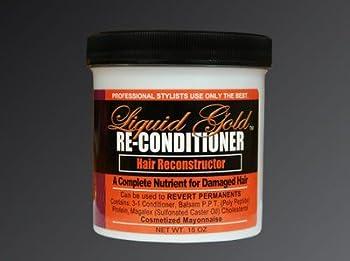 Liquid Gold Re-Conditioner Hair Reconstructor 15 Oz.
