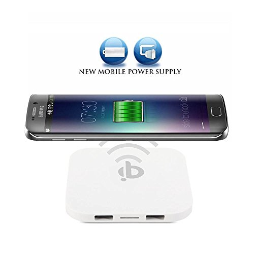 galaxy note 4 induction charger - 1