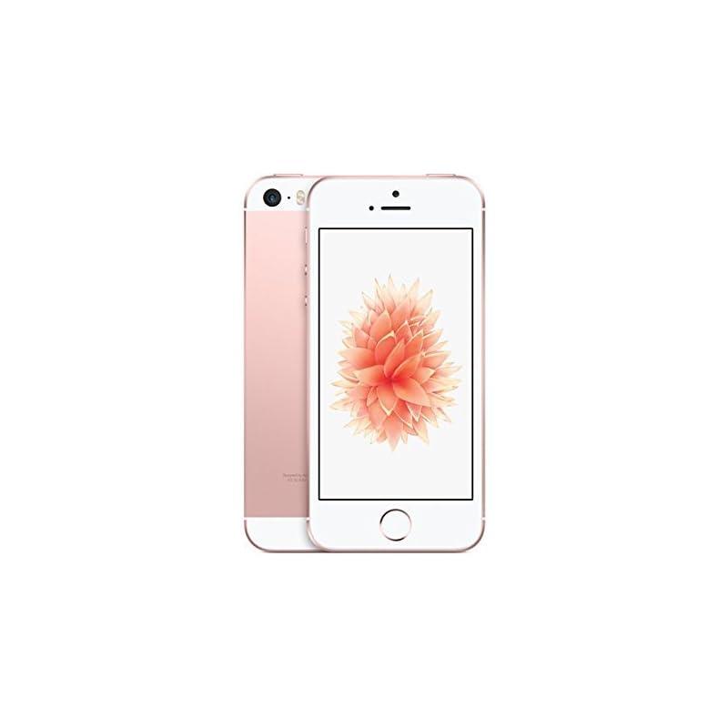 Apple iPhone SE 64 GB Unlocked, Rose Gol