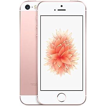 Amazon Com Apple Iphone Se Gsm Unlocked Phone 16gb Rose Gold