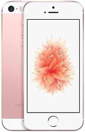 Apple iPhone SE Unlocked Phone - 128 GB - Rose Gold