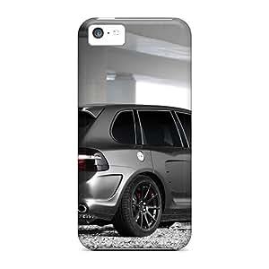 Fashion MgW277nDtZ Case Cover For Iphone 5c(beautiful Porsche Cayenne Advantage)
