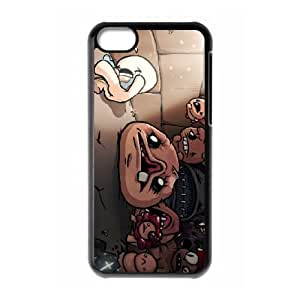 iPhone 5c Cell Phone Case Black The Binding of Isaac Rebirth SLI_632335