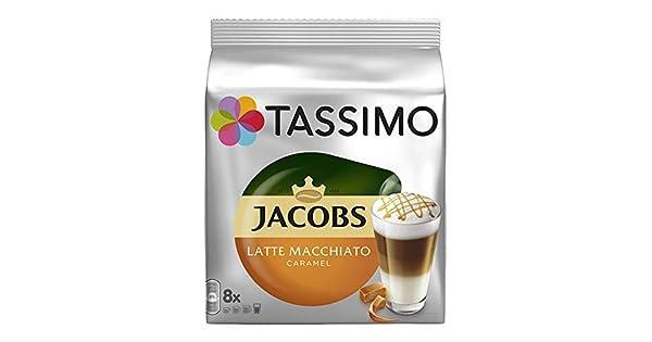 Tassimo Jacobs Caramel Macchiato: Amazon.com: Grocery ...
