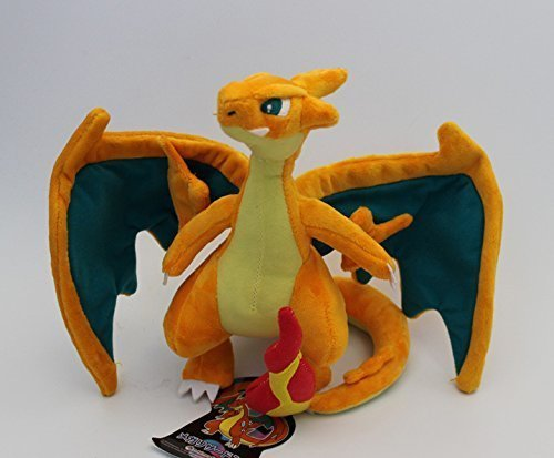 Mega Charizard Dragon Pokemon 9