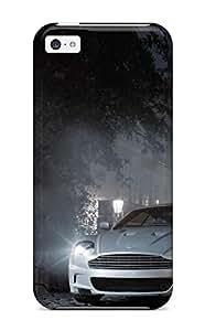 Tpu Case Cover Compatible For Iphone 5c/ Hot Case/ Aston Martin Desktop