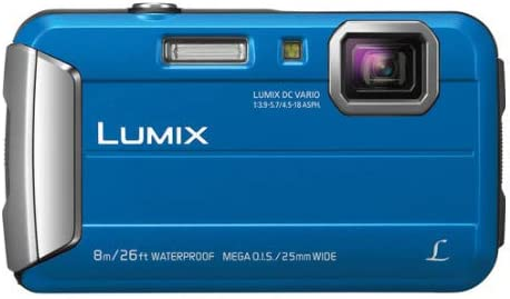 Panasonic DMC-TS30/BL product image 4