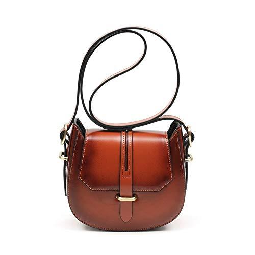 Marrón Hombro 546KY Marrón Bolso marrón 90 al Trade Mujer HU Muzi para qa7HPZW