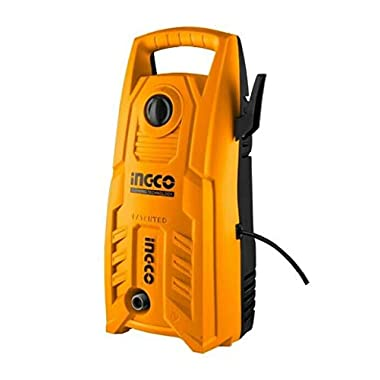 INGCO High Pressure Washer (1400 W) for Car and House Washing 4