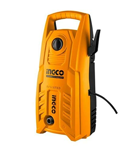 INGCO High Pressure Washer (1400 W) for Car and House Washing 1