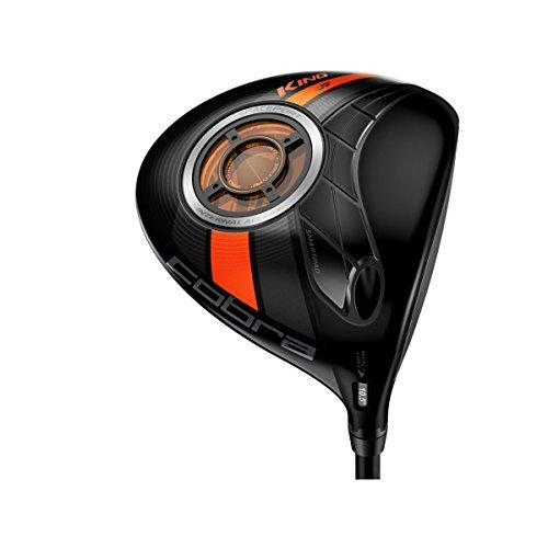 Cobra KING LTD #1 Pro Golf Driver (Men`s 7.0-10.0 Graphite Stiff Right) Black
