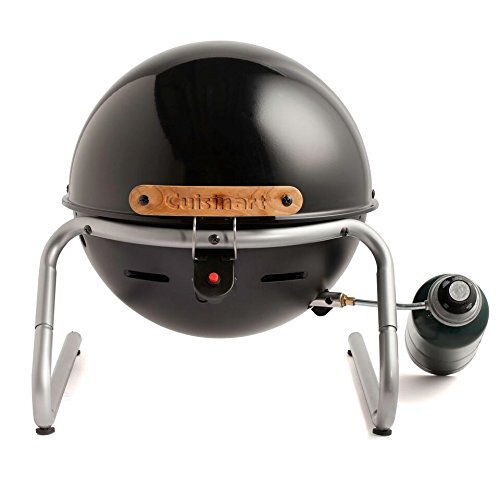 Cuisinart 10,000 BTU Portable Gas Grill with Dishwasher-Safe
