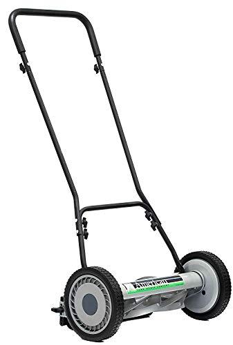 - American Lawn Mower Company 1815-18-2.0 Reel Mower, Grey