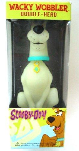 Scooby-Doo Glow in the Dark Wacky Wobbler Bobble Head ()