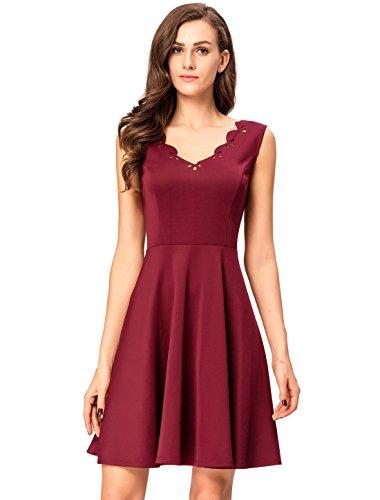 junior party dresses modest - 5