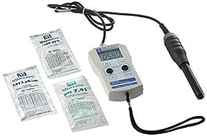 Milwaukee Instruments MW802 Smart Ph/EC/TDS Combined Meter
