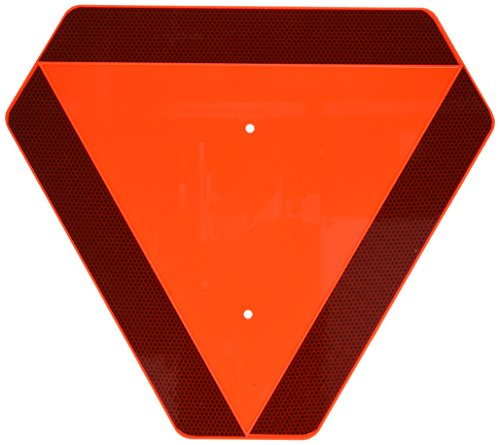(Deflecto Sate-Lite Slow Moving Vehicle Triangle)