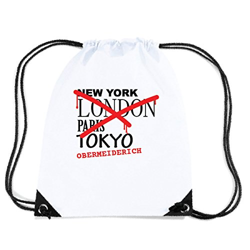 JOllify OBERMEIDERICH Turnbeutel Tasche GYM910 Design: Graffiti Streetart New York o0b19