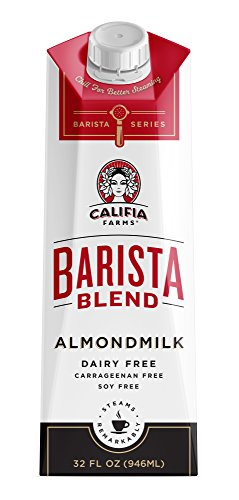 Califia Farms Almondmilk Creamer Barista product image