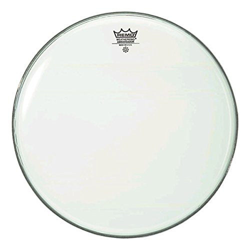Remo BA-0213-00 Ambassador Smooth White Drum Head, 13-Inch