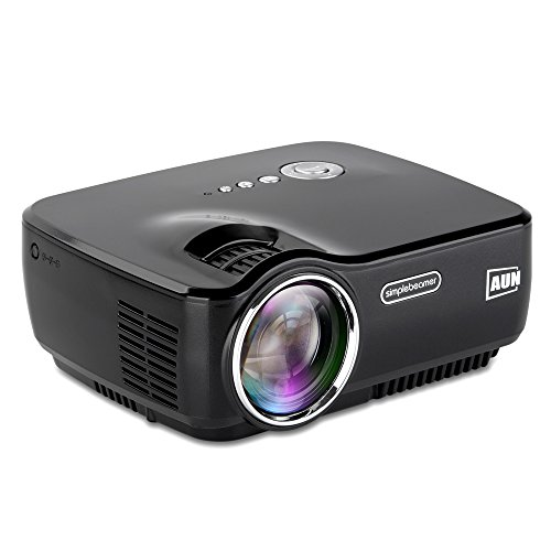 Projector AUN Portable Support 1920x1080P product image