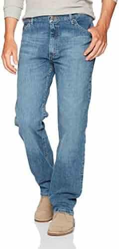 Wrangler Authentics Men's Classic 5-Pocket Regular Fit Jean