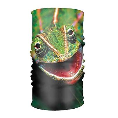 Party Favor Magic Scarf Creative Headband Wristband Collars Muffler Scarf Face Mask Hairband Animal Chameleon Lizard Estimated Price - £12.48