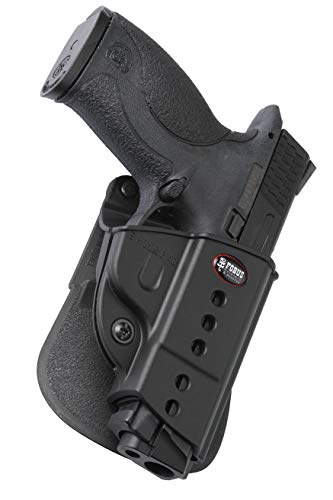 Fobus Standard Holster RH Paddle SWMP S&W M&P 9mm, .40, .45 (compact & full size), SD 9 &40 (Smith And Wesson M&p 40 Pro Series Review)