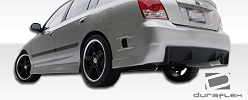 Compatible With Elantra 2001-2006 2 Piece Body Kit Brightt Duraflex ED-RIK-035 Skyline Side Skirts Rocker Panels